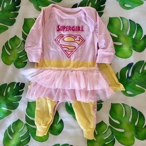 Other - *3 for $15* supergirl onesie